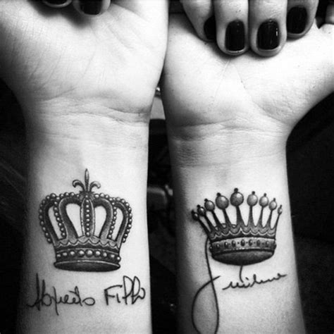 tattoo king and queen crowns queen crown tattoos designs ideas and meaning tattoos