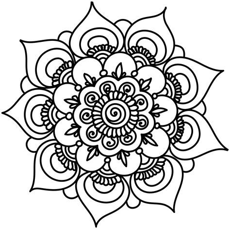 Mandala Decor PNG Clip Art Image   Gallery Yopriceville