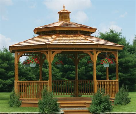 backyard gazebo kits gazebos gazebo kits for your backyard
