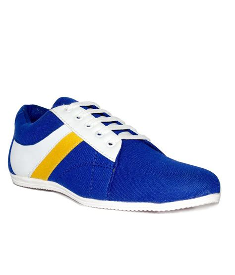 aaros blue canvas shoes price in india buy aaros blue