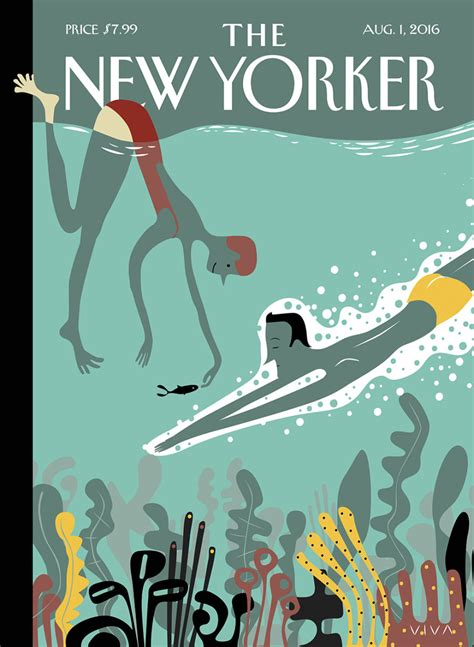 New Yorked cover story frank viva s summer the new yorker