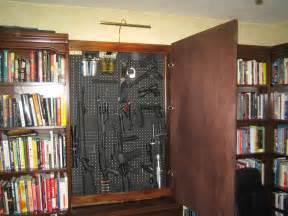 Jewelry Armoire Wall Mounted Weapon Storage Silencertalk