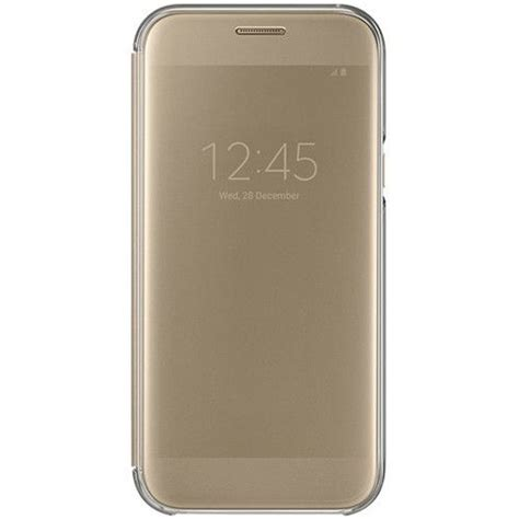 Clear Samsung A5 samsung galaxy a5 clear view cover buytec co uk
