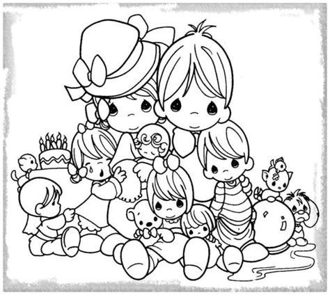 imagenes sobre la familia para niños descargar dibujos para colorear sobre la familia