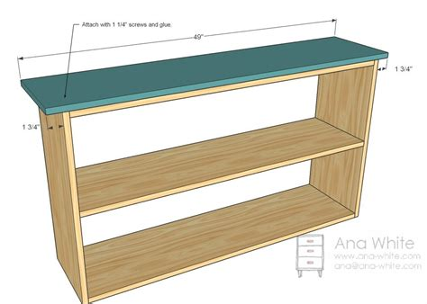 simple plywood bookshelf plans woodideas