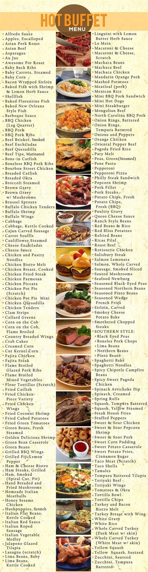 golden corral restaurant hot buffet