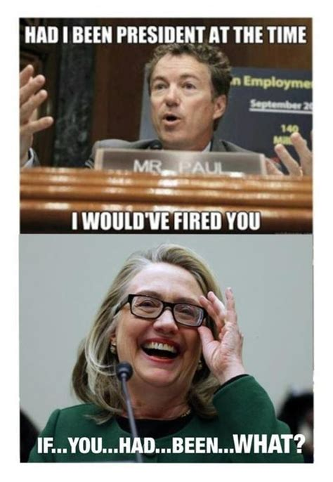 Hilary Clinton Meme - buster s blog hilary clinton benghazi hearing memes