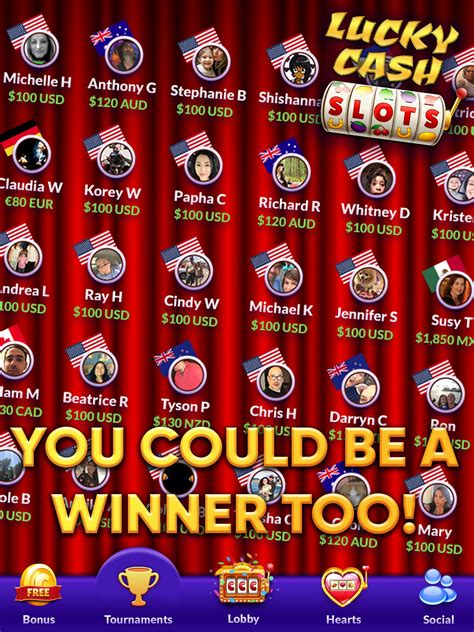 lucky cash slots win real money prizes  android apk