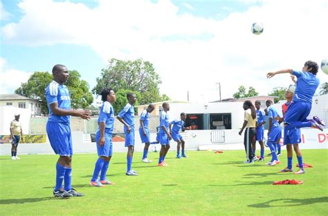 chelsea academy players the bajan reporter the 2012 digicel academy comes to a