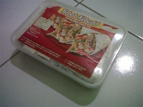 Frozen Kebab Ayam Blackpaper Kebab Kebudd jual kebab kebudd kebab mini siap saji jm sh0p