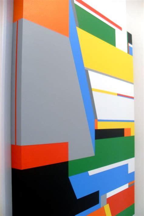 acrylic paint composition bryce hudson untitled composition 15 paintings acrylic