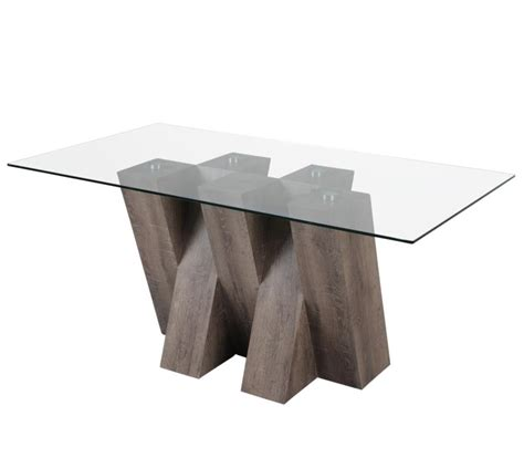 distressed gray dining table torro dining table in distressed grey