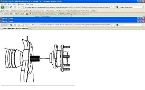 2006 toyota ta front hub assembly 4 2 vortec engine diagram 2007 get free image about