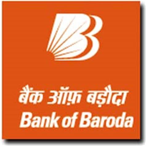 Letterhead Of Bank Of Baroda Bank Of Baroda Logo