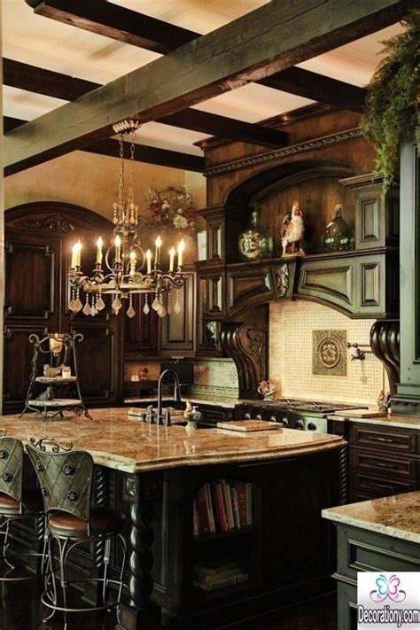 interior decor kitchen top 43 luxury kitchens that will fascinate you decoration y