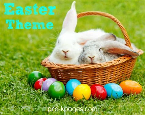 Classroom Decor Themes Easter Theme Activities In Preschool