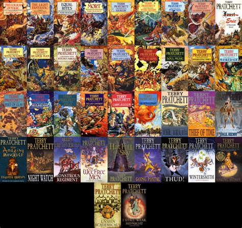 discworld novel 26 books my in books