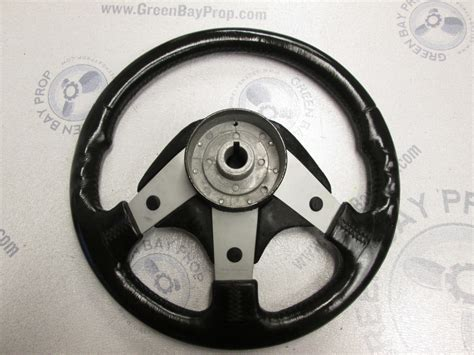 boat steering wheel base bayliner capri u s marine boat steering wheel 13 5 quot