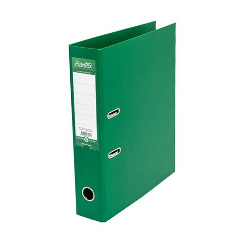 Bantex Lever Arch File Two Tone Folio 7cm White Blueberry 1465v0762 jual bantex 1465 15 lever arch plastic ordner files folio grass green 7 cm harga