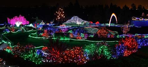 Point Defiance Zoo Aquarium Tacoma Wa Zoo Lights Pdza Zoo Lights
