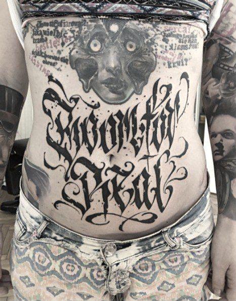 tattoo slogan generator criminal lettering tattoo criminal lettering tattoo
