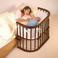 Cozy Baby Crib With Moon - cleverly bed extension for your sweet baby
