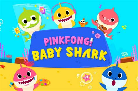 baby shark in korean best fb kl korean producers pinkfong behind infectious