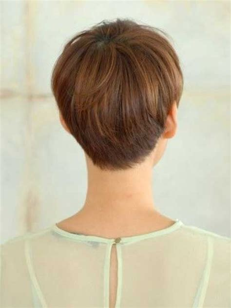 haircut pixie on top long in back best 25 pixie cut back view ideas on pinterest
