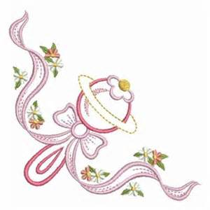 machine embroidery designs for baby baby rattle corner embroidery designs machine embroidery