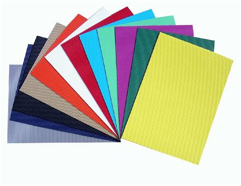 Corrugated Craft Paper - craft papers