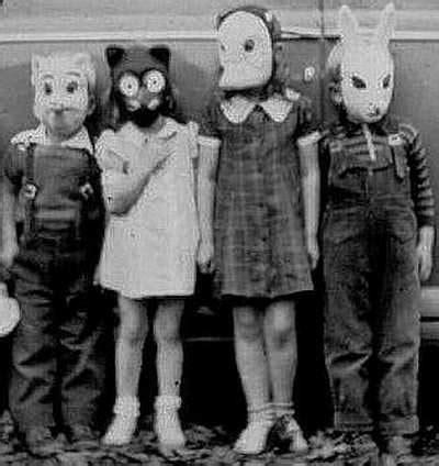 imagenes de halloween que dan miedo fotos antiguas de halloween que dan miedo im 225 genes