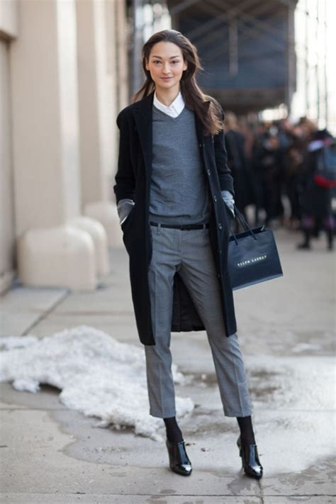 Styles Of L Shades by Picture Of Shades Of Grey Office Wear Ideas 4
