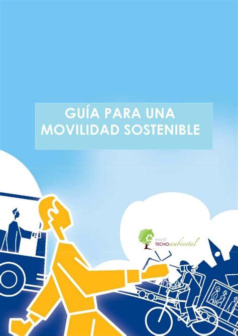 libro gua de lugares imaginarios libro gu 237 a para una movilidad sostenible