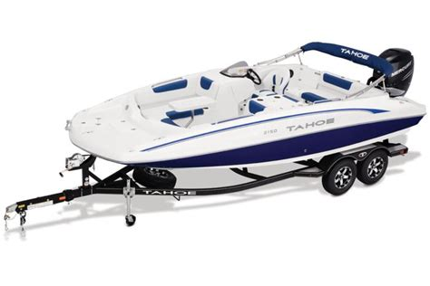 deck boat options tahoe boats deck series 2018 2150 features options