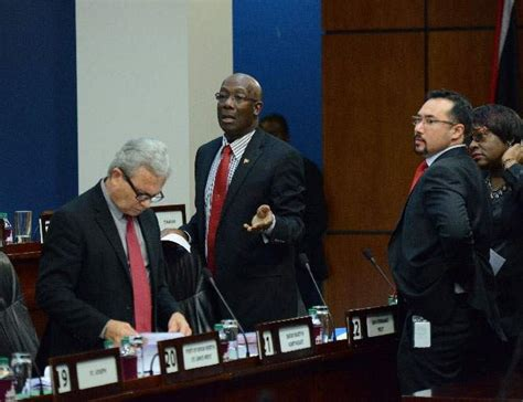 rowley house of pizza dr keith rowley in the house of representatives