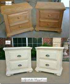 Nightstand Makeover Mud Pie Studio Furniture Makeover With Chalk Paint