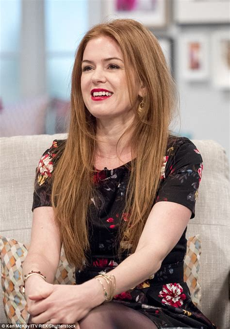 isla fisher reveals sacha baron cohen character daily mail
