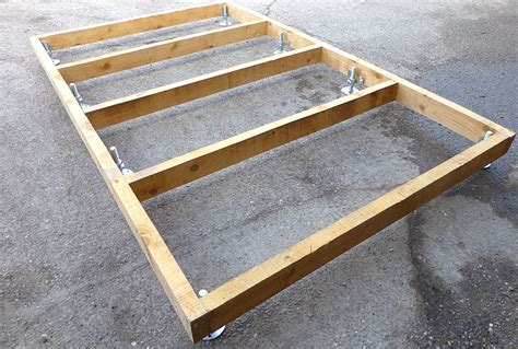 Shed Base System by Shedbase Shed Bases Professional Solutions For The