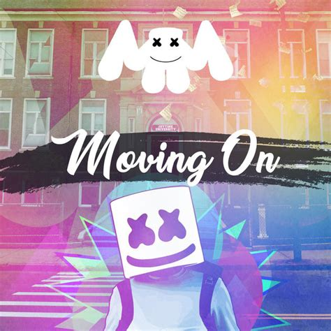 New Marsmellow Lp moving on single by marshmello on apple