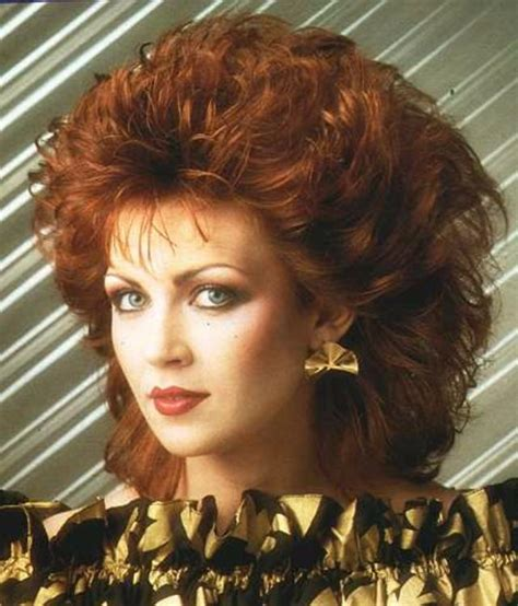 80s rock hairstyles 1980s the period of women s rock hairstyles boom