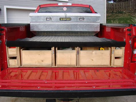 homemade truck bed homemade truck tool box