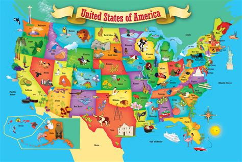 united states tourist map entrance and scholarships category