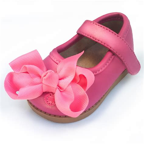 squeaker shoes princess bow toddler squeaky shoes