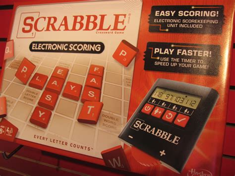 scrabble electronic fair 2014 hasbro purple pawn