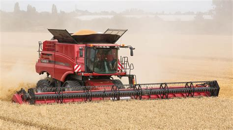 Steunk Combines Modern Tech With Elements by On Test Ih S Flagship Combine Fginsight