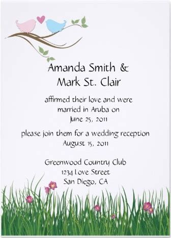 Reception Wording Wedding by Wedding Reception Quotes Like Success