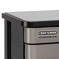 Craftsman Professional Cabinet by 5 Drawer Platinum Mobile Cabinet Get More Tool Storage