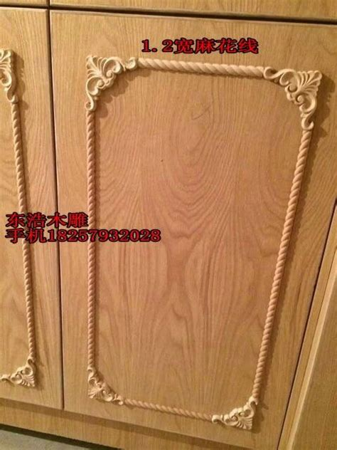 wood appliques for cabinets solid wood corner flower door furniture applique cabinet