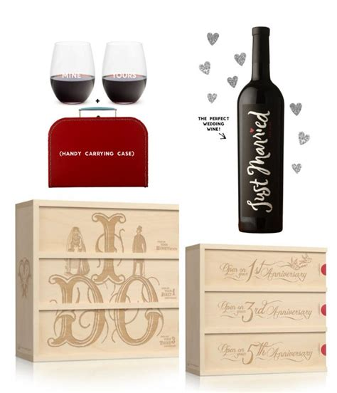 Wedding Gift Wine by Wine Gifts For Weddings Onewed