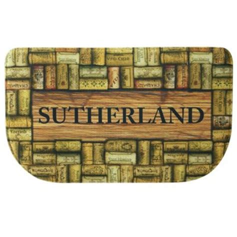 personalized kitchen rugs buy personalized rugs from bed bath beyond
